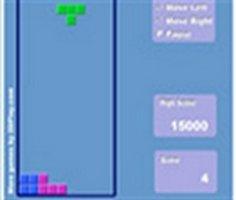 Tetris Klasik oyunu oyna